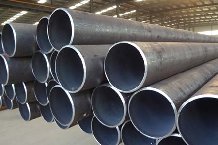 High pressure seamless pipe for fertilizer making equipments