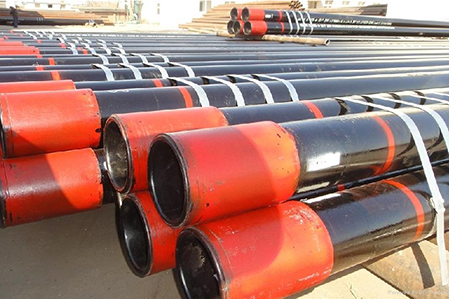 API J55 carbon seamless steel pipe & tube