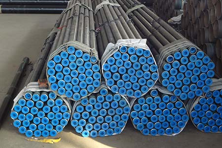 API 5L A53 carbon seamless steel pipe & tube
